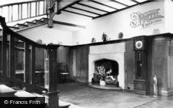 Stokes Bay, The Hall, Alverbank House c.1960