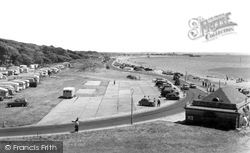 Stokes Bay, The Seafront c.1960