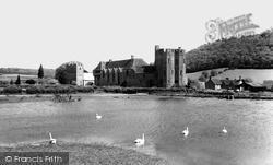 Castle c.1960, Stokesay