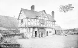 Castle Gatehouse 1931, Stokesay