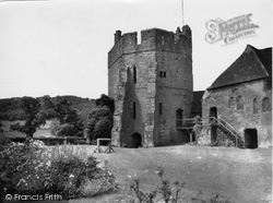 Castle, South Tower 1931, Stokesay