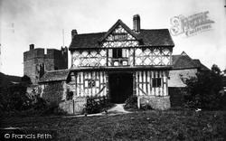 Castle, The Gatehouse 1931, Stokesay