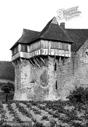 Priests Tower 1910, Stokesay