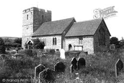 St John The Baptist Church 1910, Stokesay