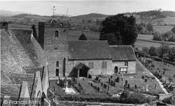 St John The Baptist Church c.1955, Stokesay
