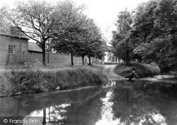 Stokesley, Levenbank c.1955