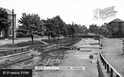 Stokesley, Levenside c.1955