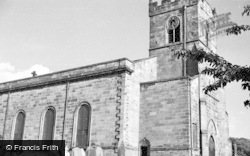Stokesley, St Peter And St Paul's Church 1952