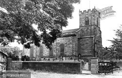 Stokesley, St Peter And St Paul's Church c.1955