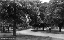 Stokesley, West Green c.1955