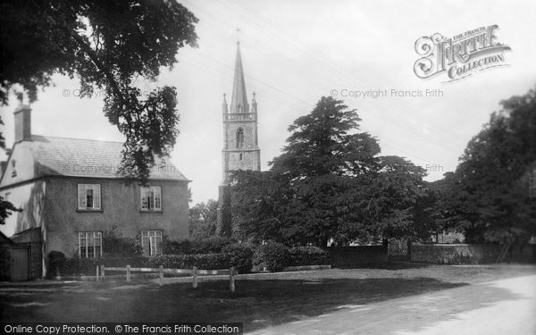 Photo of Stone, All Saints Church 1904