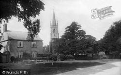 All Saints Church 1904, Stone