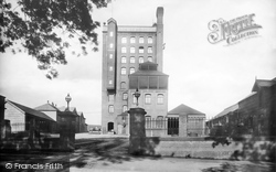 Stone, Bents Brewery 1900