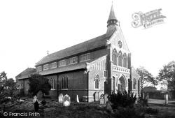 Stone, Christchurch 1900