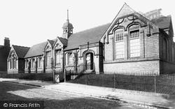 Stone, Christchurch School 1900
