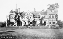 Stone, Grammar School 1900