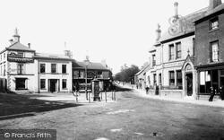 Stone, Granville Square 1900