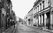 Stone, High Street 1900