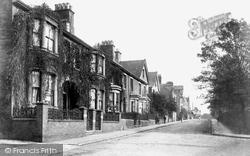 Stone, North Esk Street 1900