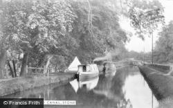 Stone, On Meaford Canal c.1950