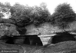 Stone, Sandholes 1900