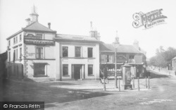 Stone, The Granville Hotel, Granville Square 1900