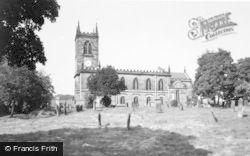 Stone, The Parish Church c.1960