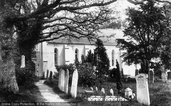 Photo of Stonegate, Church 1903