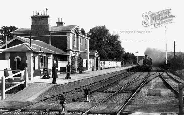 Photo of Stonegate, Ticehurst Road (Stonegate) Station 1907