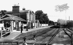 Ticehurst Road (Stonegate) Station 1907, Stonegate
