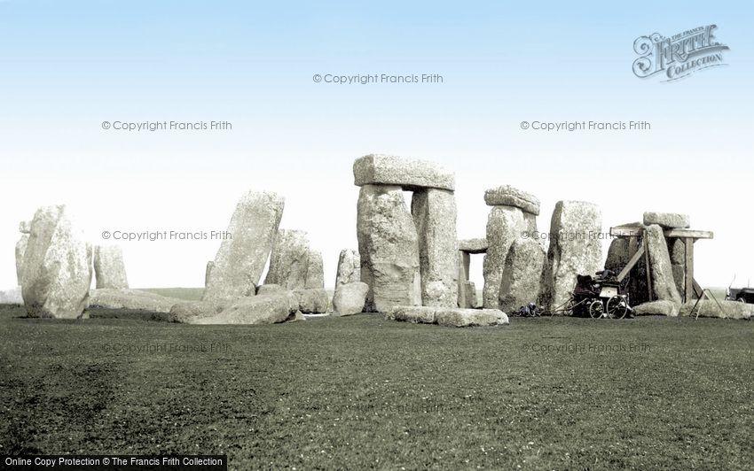 Stonehenge, 1887