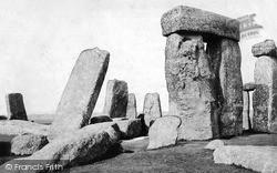 Stonehenge, c.1880