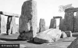 Stonehenge, c.1950