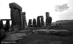 Stonehenge, c.1955