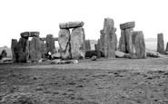 Stonehenge, c1960