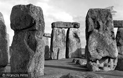 Stonehenge, c.1960