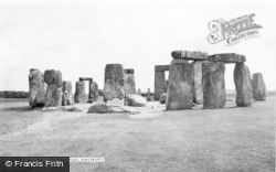 Stonehenge, c.1965