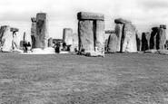 Stonehenge, c1965