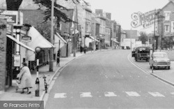 Stonehouse, High Street 1960