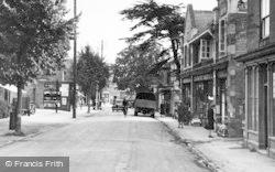 Stonehouse, High Street c.1950