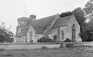 Stonehouse, St Cyr's Church c1955