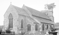 Stonehouse, St Cyr's Church c.1955