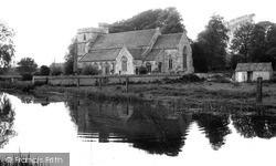 Stonehouse, St Cyr's Church c.1960