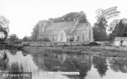 Stonehouse, St Cyr's Parish Church c.1960
