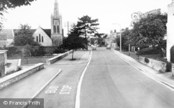 Stonehouse, The Bath Road c.1960