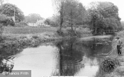 Stonehouse, The Canal c.1955