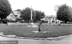 The Green c.1955, Stonehouse