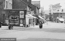 Stonehouse, Tobacconist, Main Street c.1955