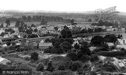 Stonehouse, View From Doverow Hill c.1955