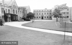 Stonehouse, Wycliffe College c.1960